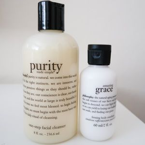 Philosophy One Step Facial Cleanser & Moisturizer